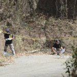 Un supuesto repartidor de mercadería fue asesinado ayer en cantón El Rosario, en la calle antigua a Tonacatepeque. Foto EDH / Douglas Urquilla