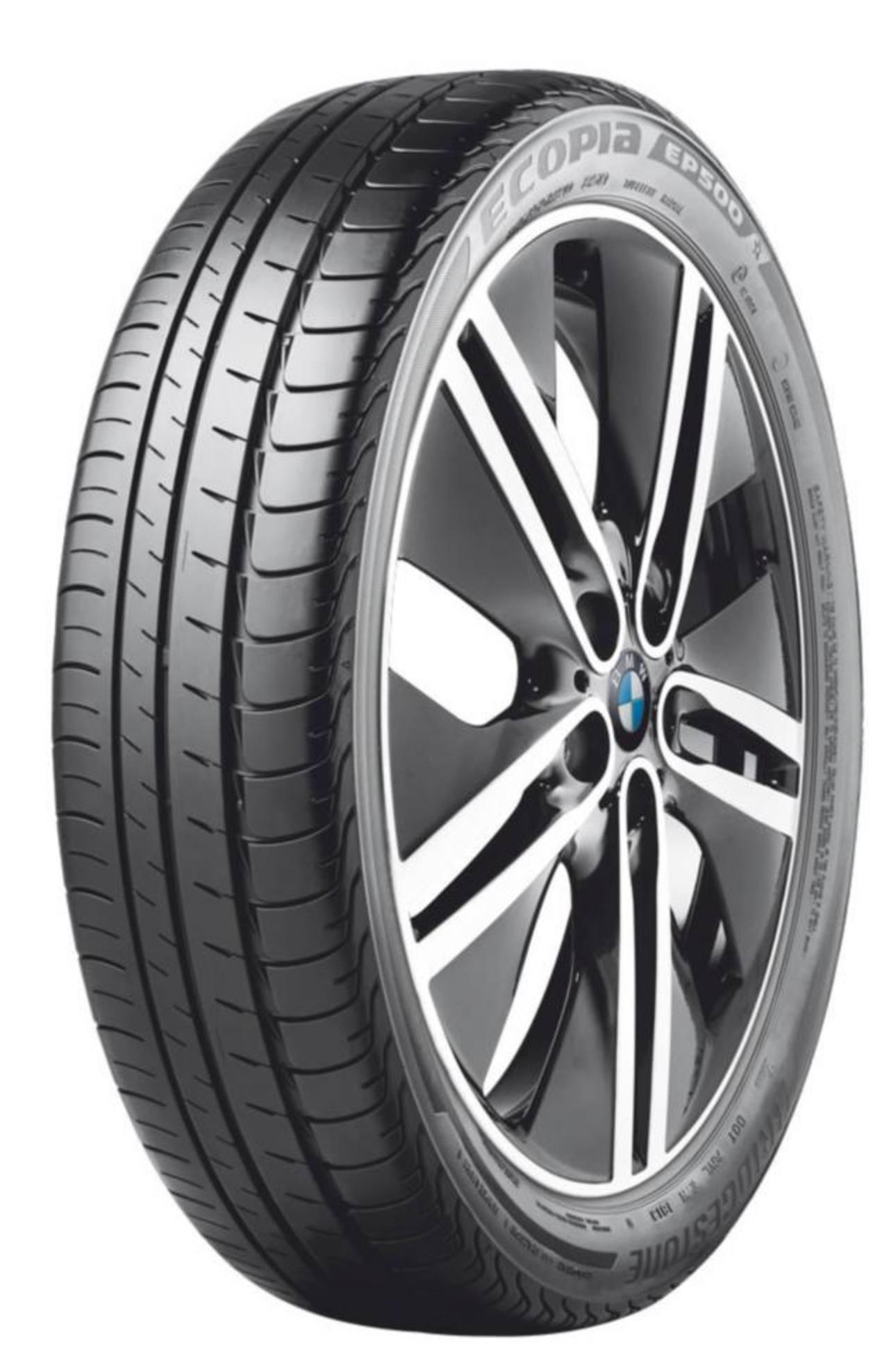 Alianza entre BMW y Bridgestone