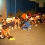 Capturan a 64 pandilleros acusados de homicidio y extorsión
