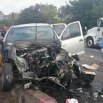 Dos muertos y dos heridos en accidente de tránsito en Sonsonate