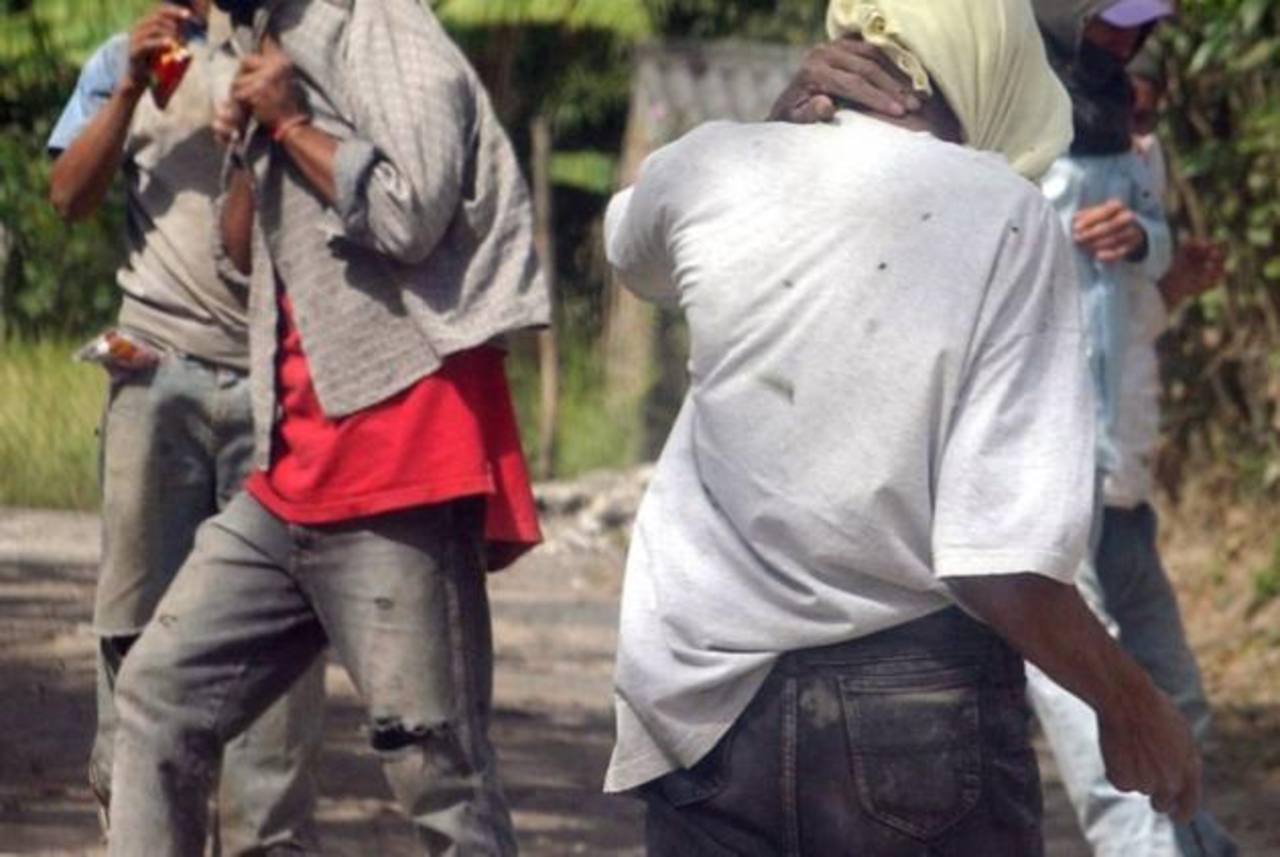 Un enjambre de abejas atacó a trabajadores de una construcción en Nuevo Cuscatlán, según Cruz Roja. Foto/ Archivo