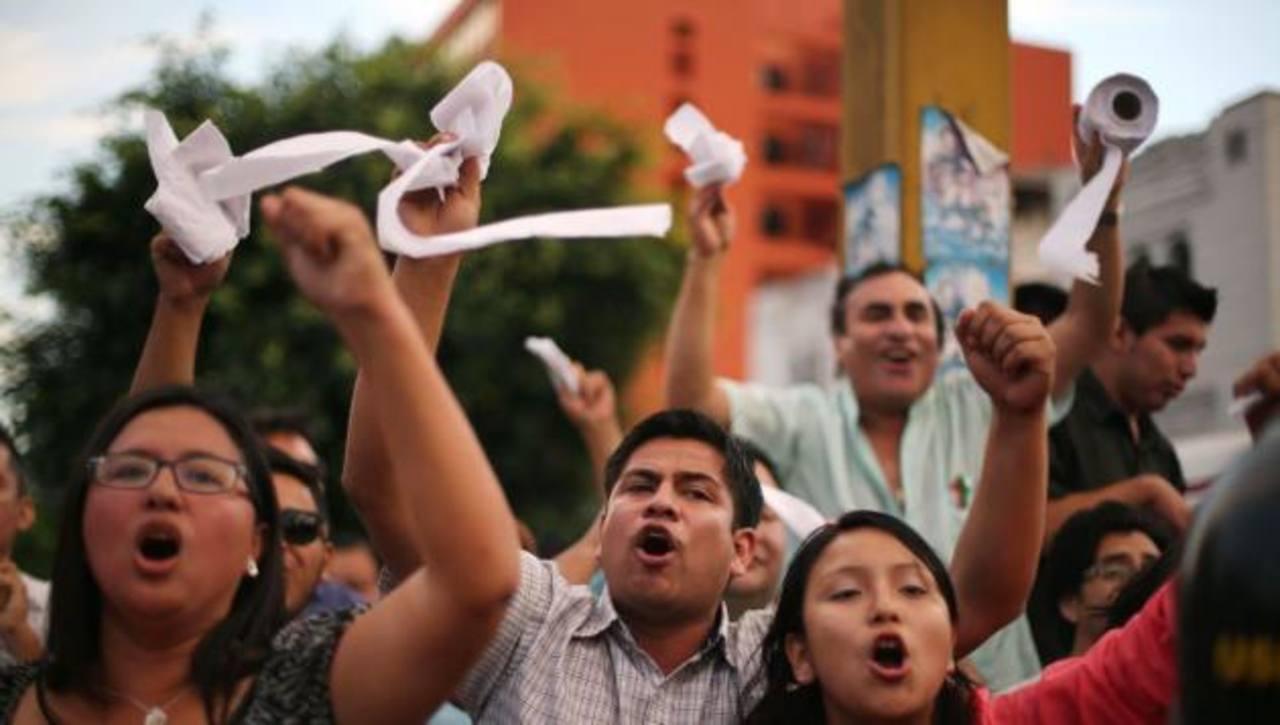 Transparencia Internacional pide a Gobierno venezolano respetar el acceso a la información