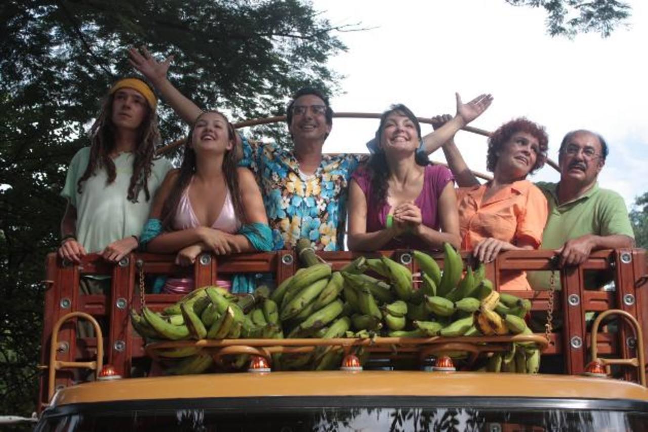 La comedia El Paseo (2010) conquistó a los colombianos.