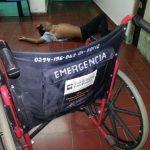 El drama de Jonathan en sala de Emergencias del Zacamil