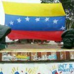 Venezuela: Decapitaron una estatua de Hugo Chávez