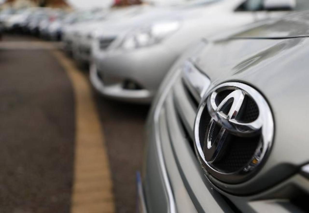 Toyota paralizará sus operaciones indefinidamente a partir del 13 de febrero pues ya no tiene autopartes para el ensamblaje de sus vehículos. Foto EDH