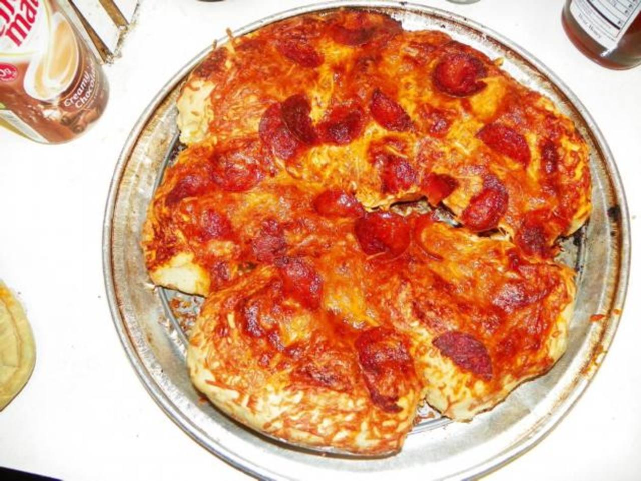 EE. UU. desarrolla pizza duradera para soldados