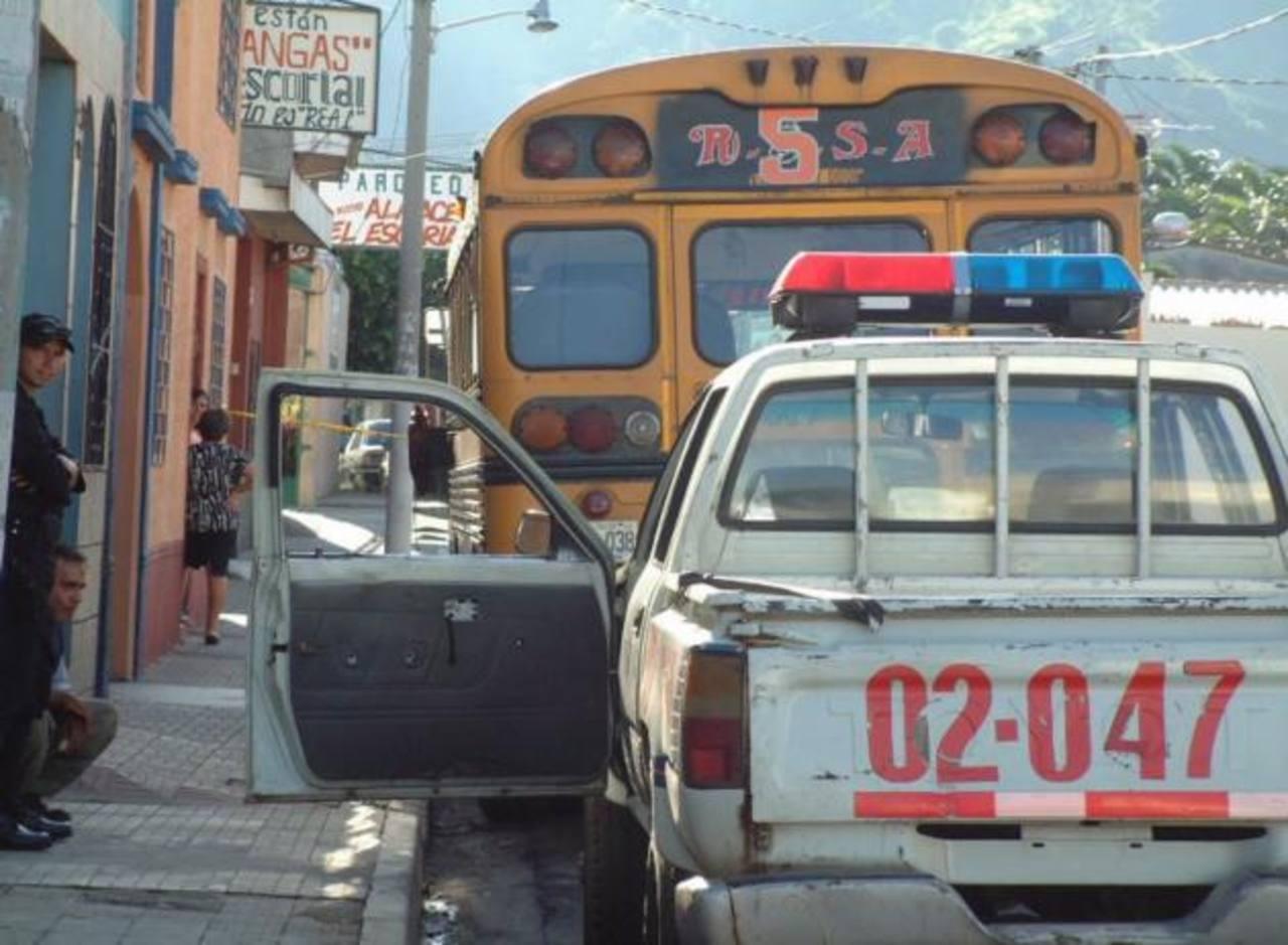 Matan a supuesto asaltante en robo frustrado en Santa Ana