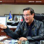 Fiscal General, Luis Martínez. FOTO EDH Archivo.