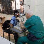 Las consultas en oftalmología que impulsa la entidad, favorecen a millares de personas cada año. foto edh / milton jaco