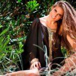 La modelo y Vedette, Fabiana Leis. Foto/ Archivo