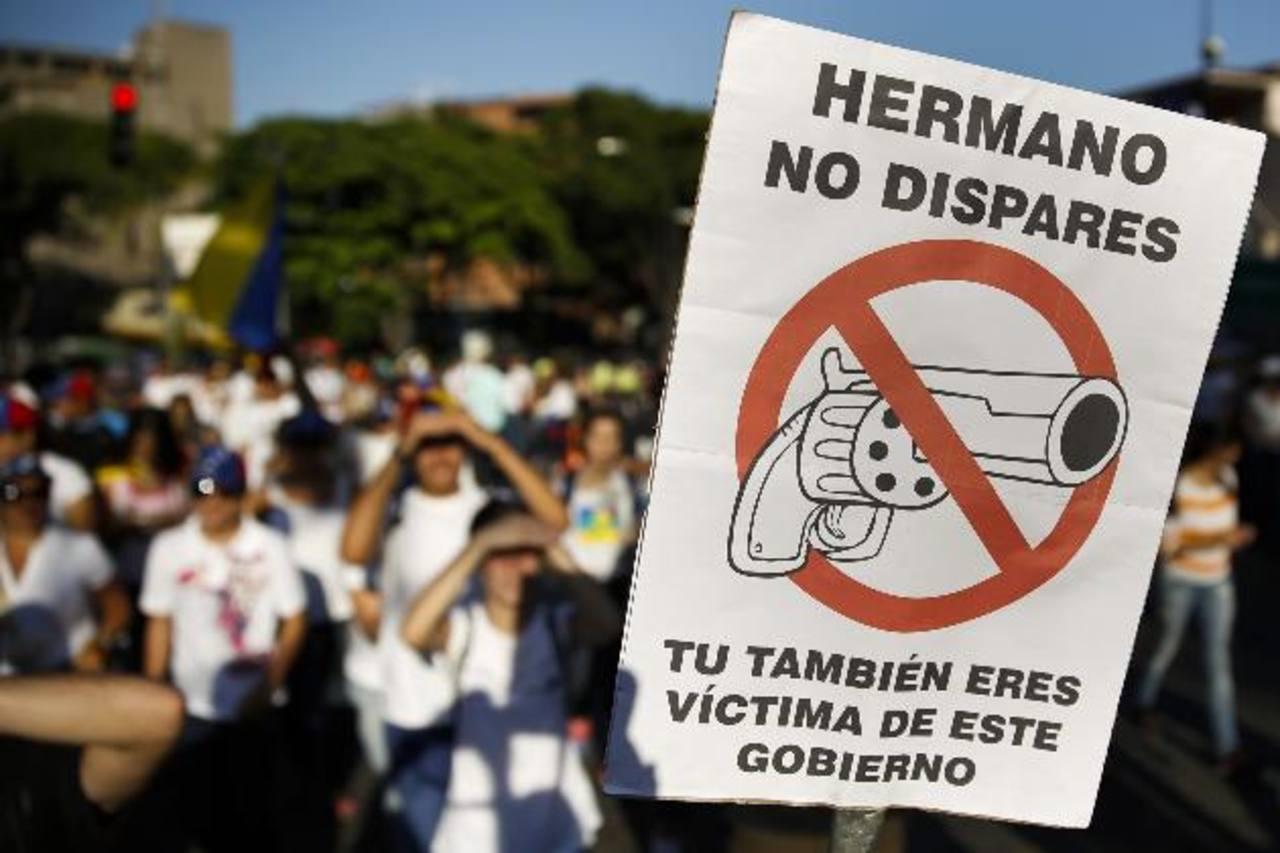 Oposición de Venezuela denuncia brutal represión