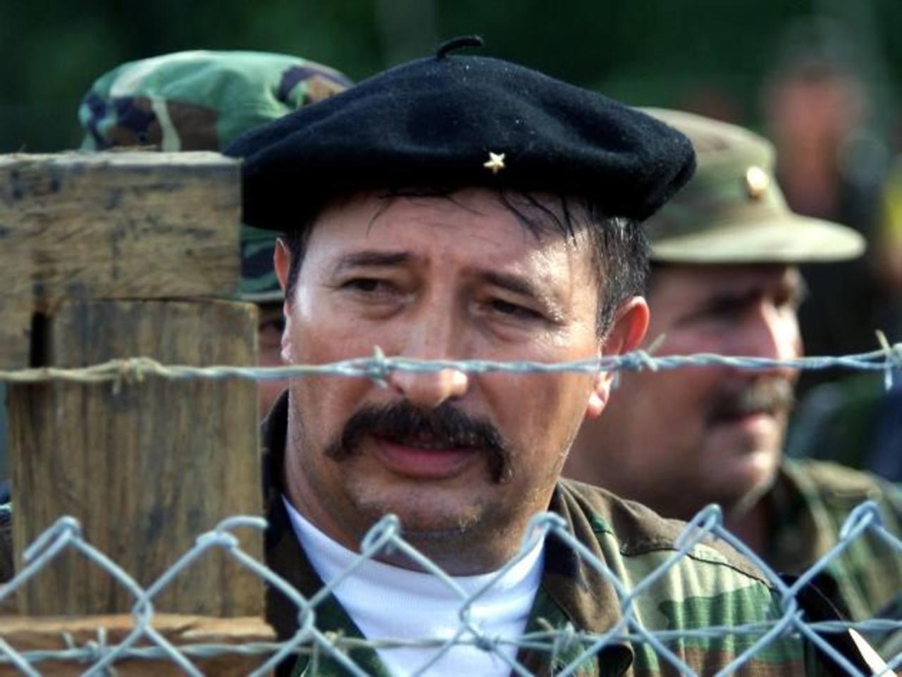 El Mono Jojoy, también conocido con el alias de Jorge Briceño, fue muerto en un bombardeo de la fuerza pública en septiembre de 2010. Foto/ Archivo