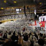 Unas 2,500 parejas se casaron en Seúl, Corea del Sur. Foto EDH/ Agencias