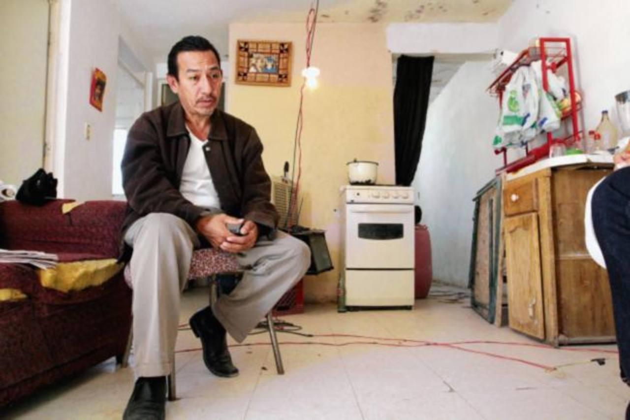 Ezequiel Córdova Ríos quiere reunirse con el náufrago salvadoreño.