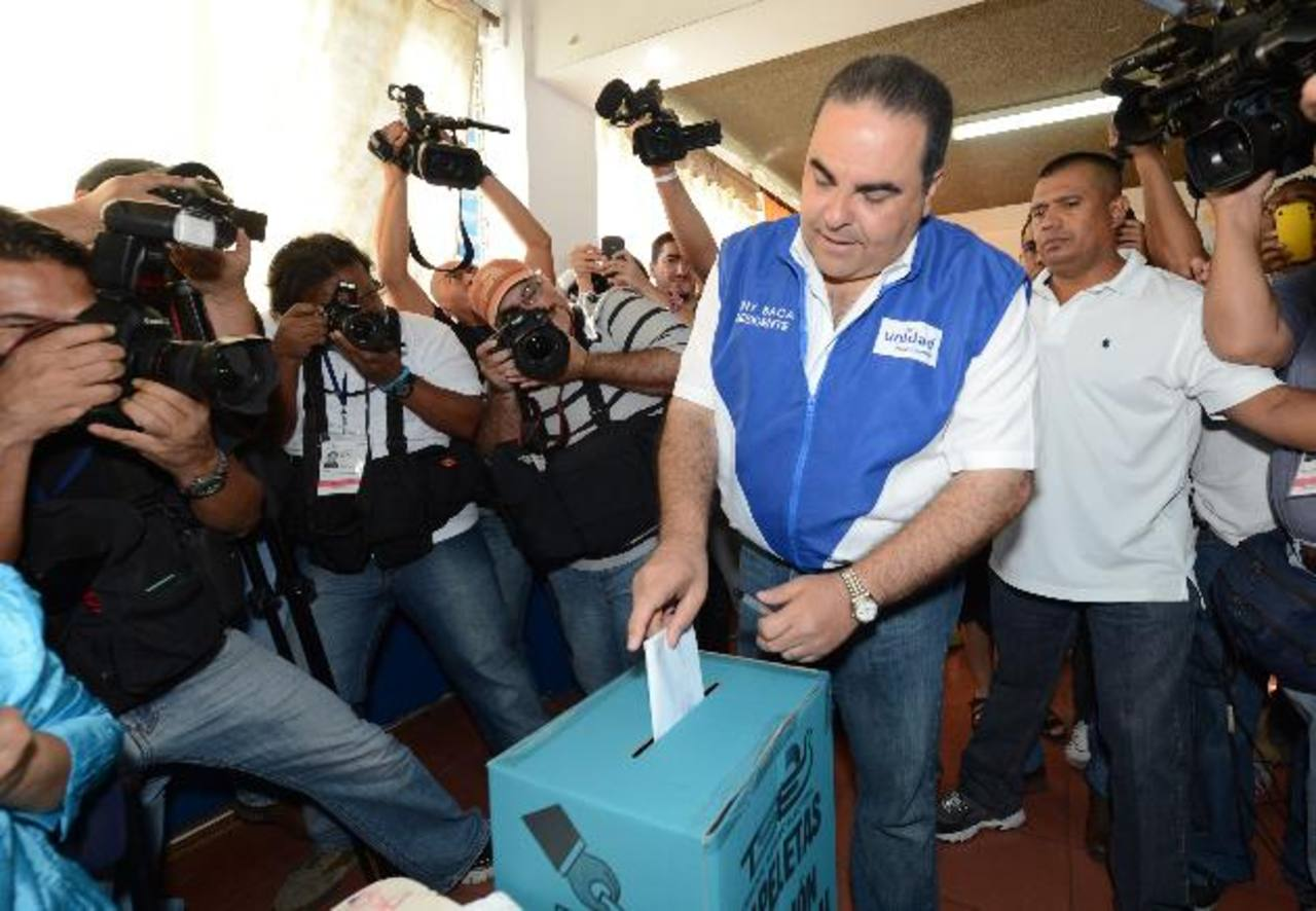 Ex presidente aún arrastra el reproche de sus expartidarios