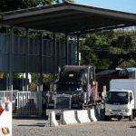 En las fronteras del país aún hay atrasos por el sistema.