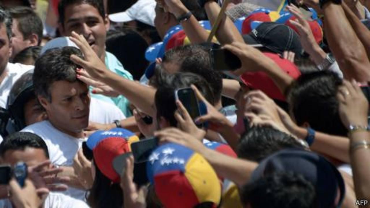 Venezuela pendiente de audiencia de opositor