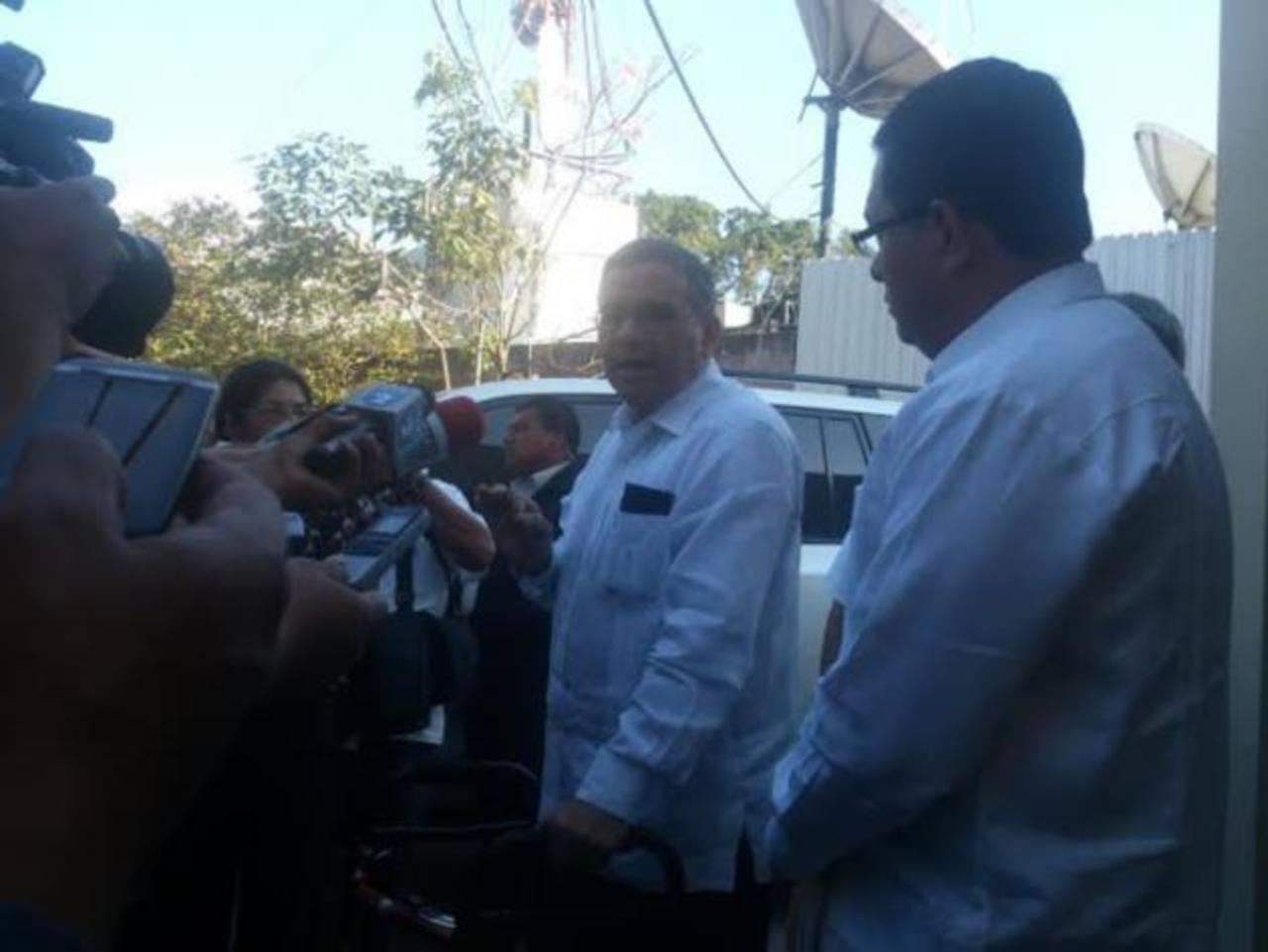 Funes justifica paralización de construcción de presa El Chaparral