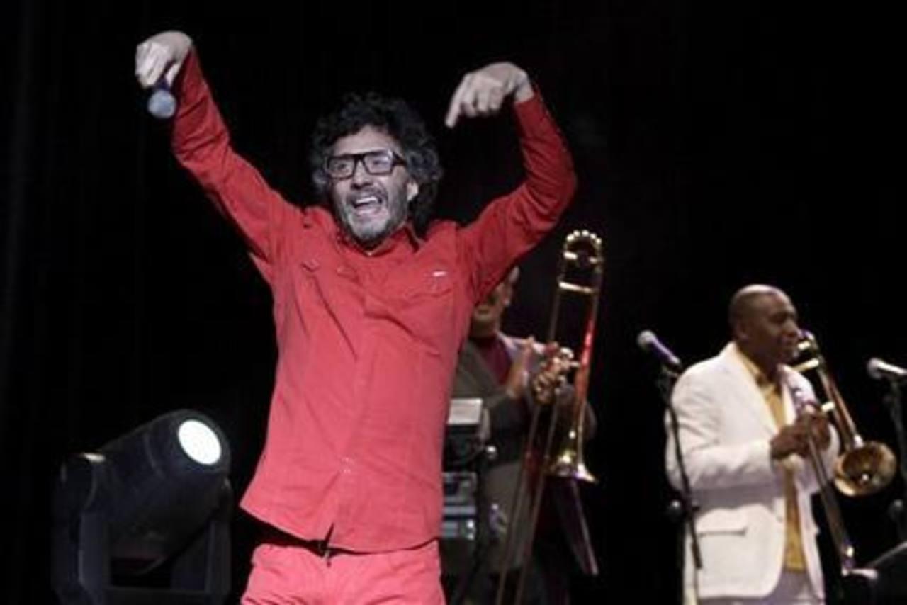 Páez es uno de los artistas que participarán este año en el festival internacional.