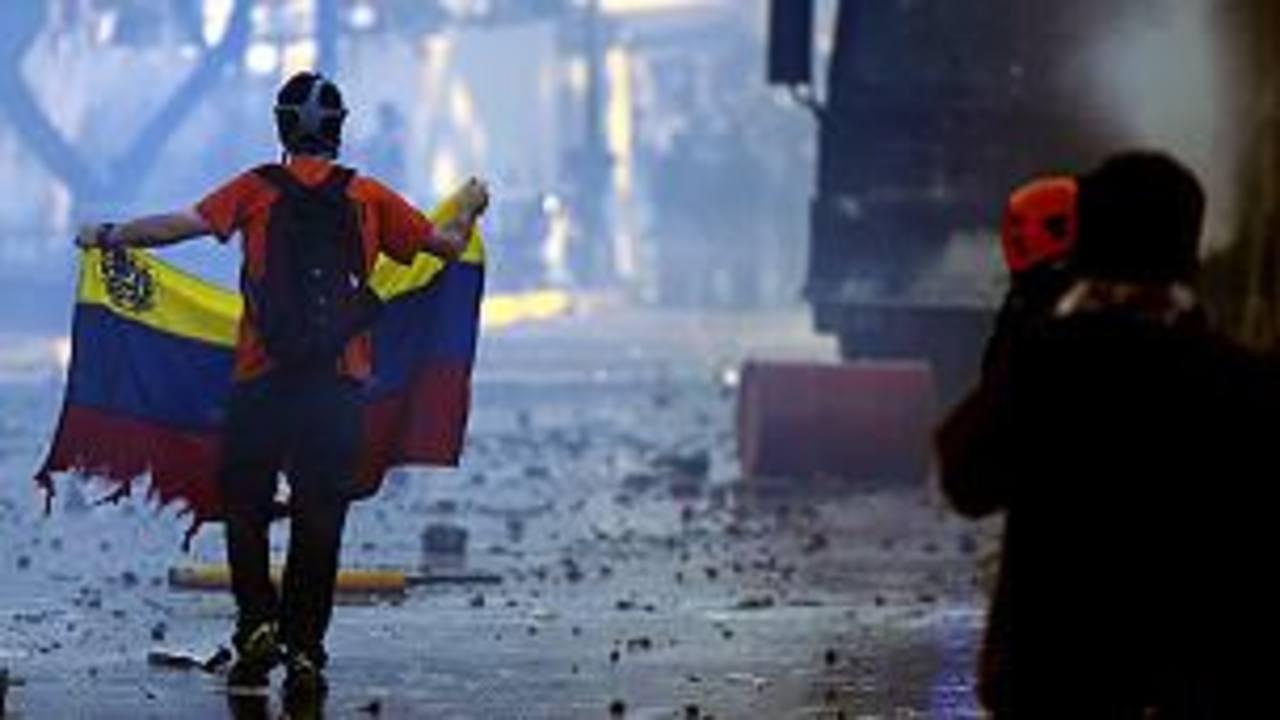 Muere asesinado un español durante las protestas en Venezuela