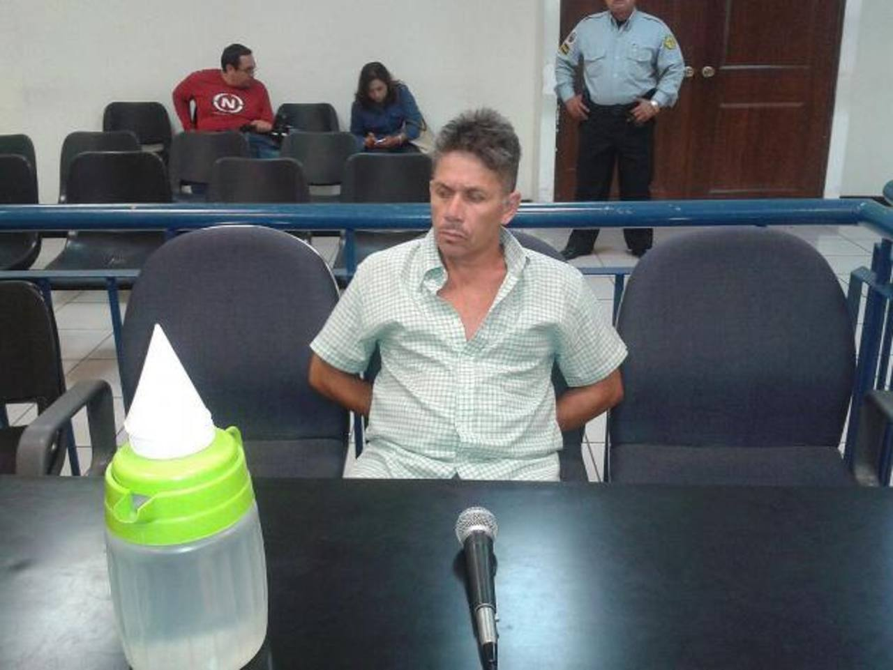 Tribunal concluyó que Manuel Bermúdez amarró y prendió fuego a su compañera con pleno conocimiento. Foto EDH / fgr
