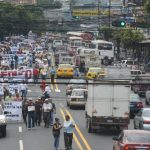 Sindicato de profesores protesta por falta de seguridad
