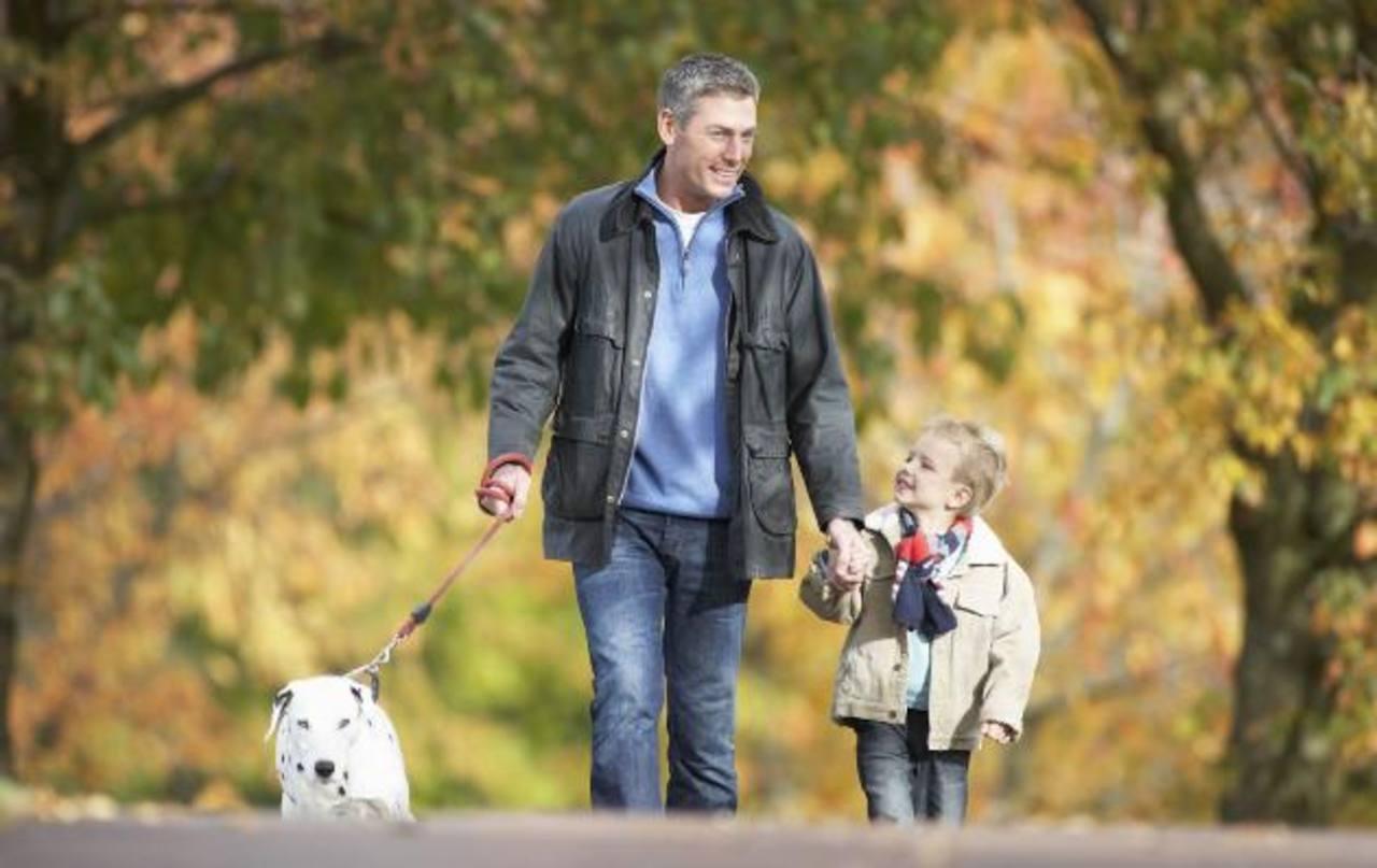 Hijos de padres mayores corren más riesgos de salud, según un estudio