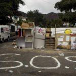 Las protestas continúan aunque en menor intensidad, según medios internacionales