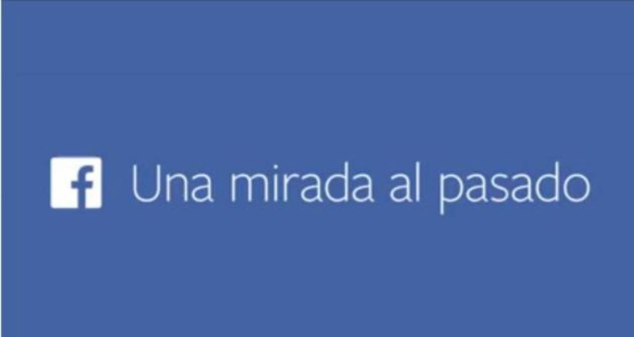 A look back la nueva App de Facebook.