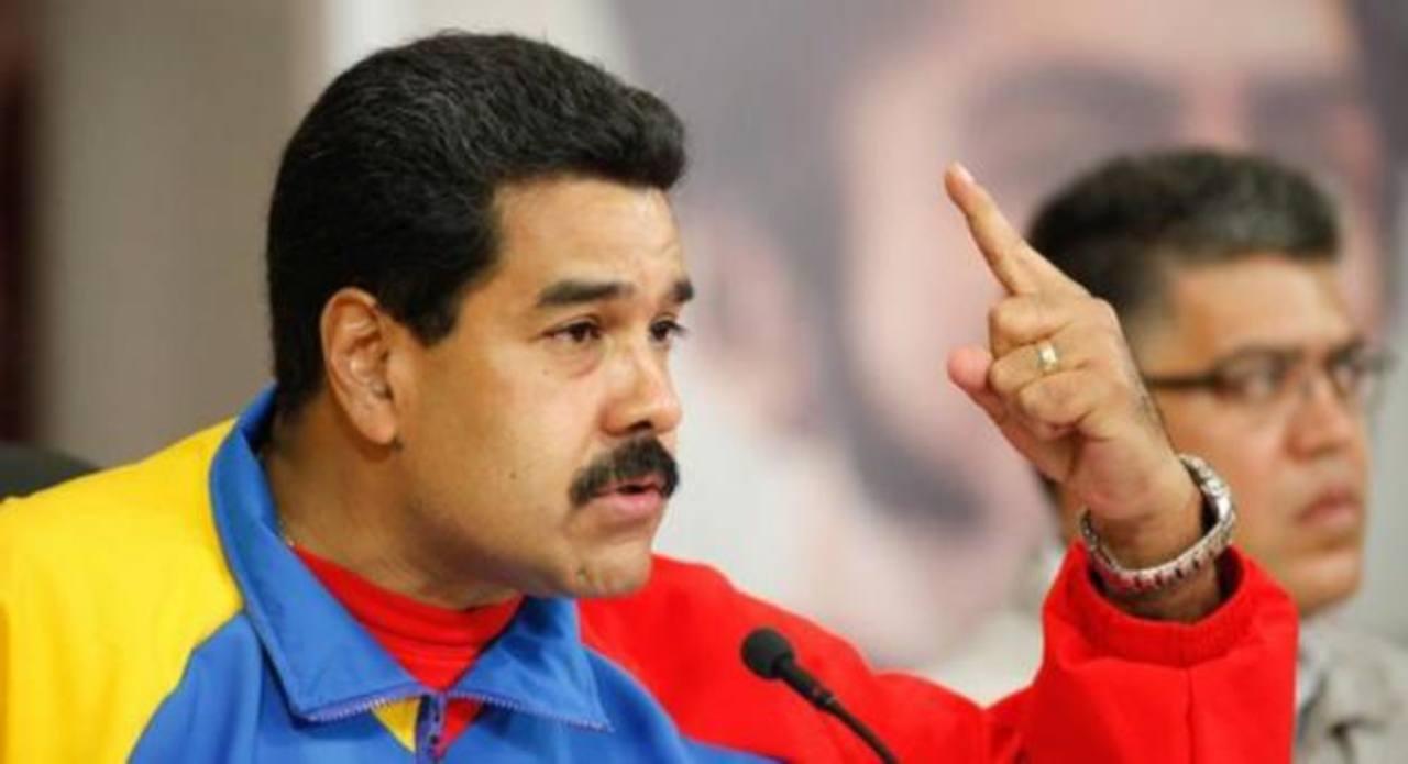 """EE. UU. acusaciones de Maduro son """"infundadas"""""""