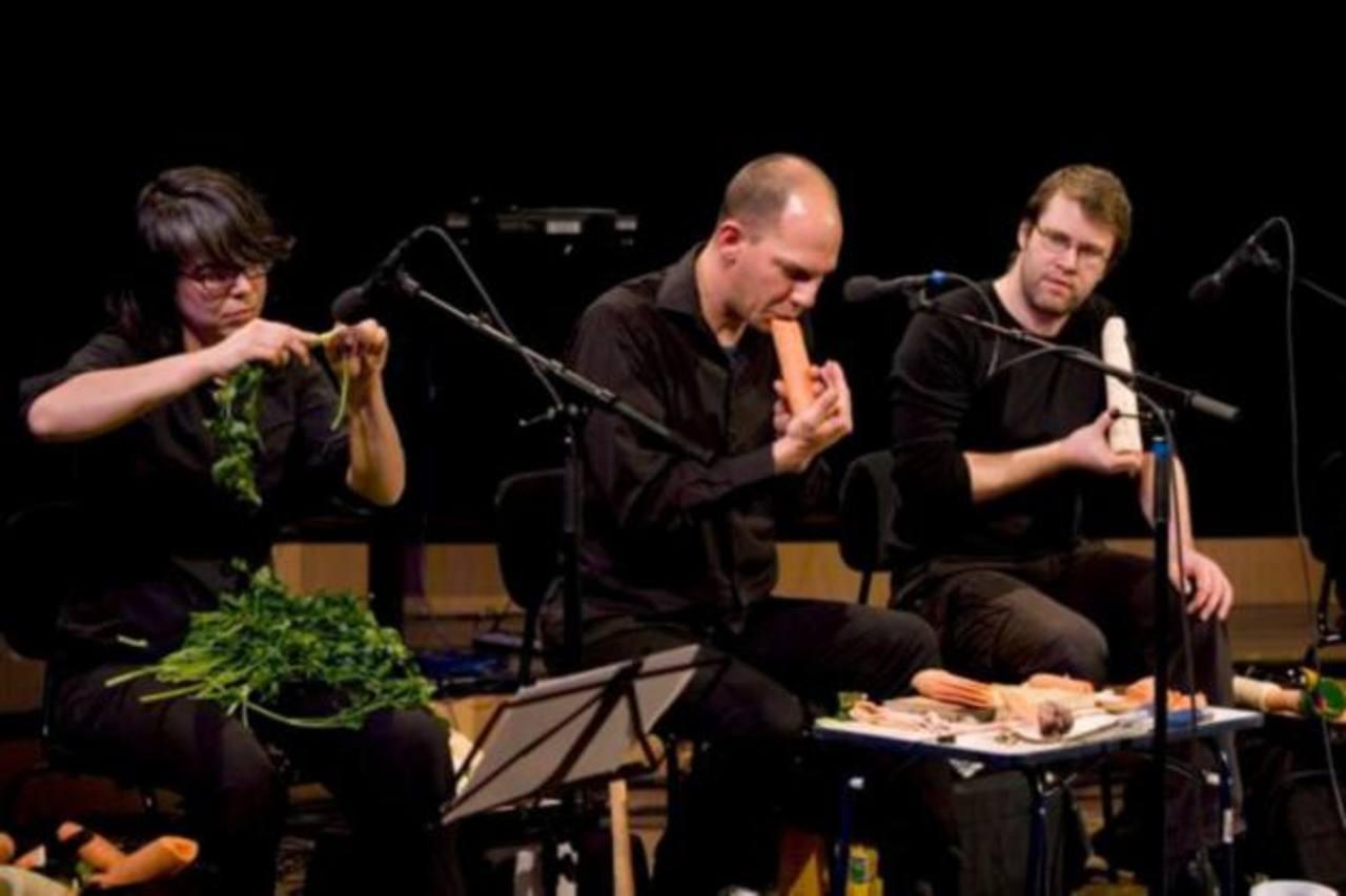 Fotos: ¿Música orgánica?, Orquesta de Vegetales