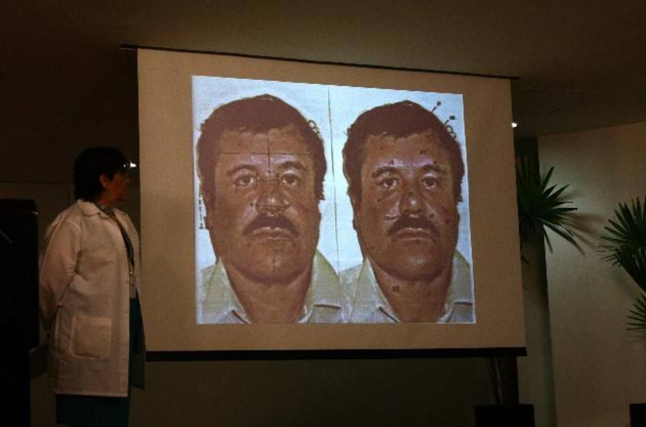 """Joaquín """"El Chapo"""" Guzmán"""" fue capturado el fin de semana en su ciudad natal de Sinaloa. Foto/ EFE"""