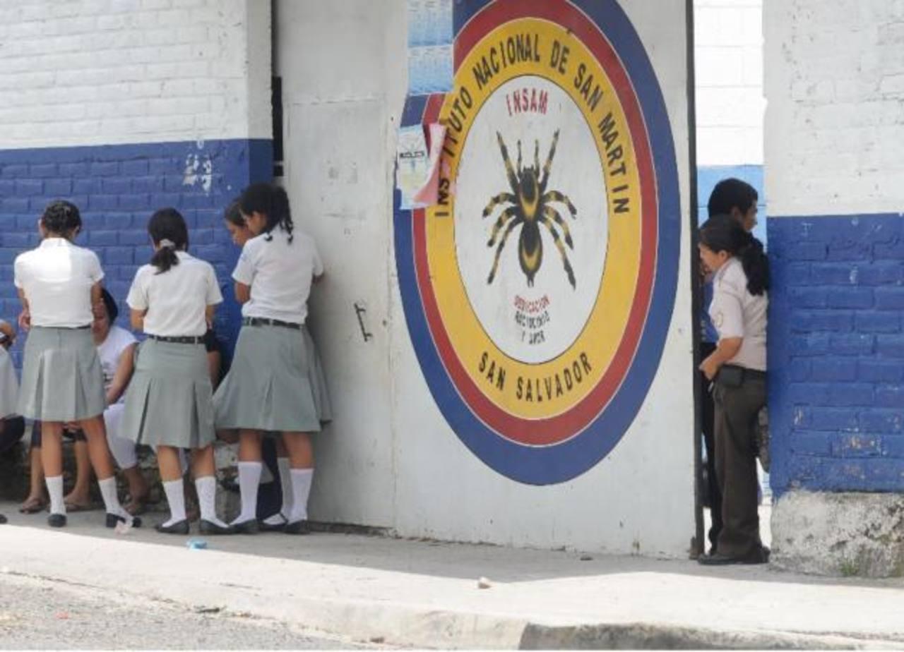 Estudiantes del Instituto Nacional de San Martín están desaparecidos