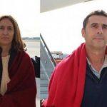 Jesús Narváez Goñi e Itziar Alberdi y sus hijos utilizaban identidades falsas. foto edh /internet