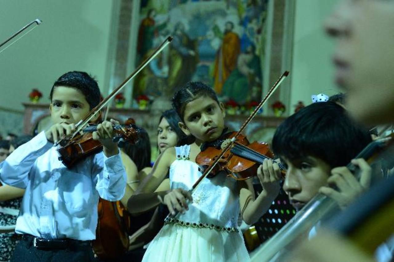 Los integrantes de la orquesta mostrarán su talento.