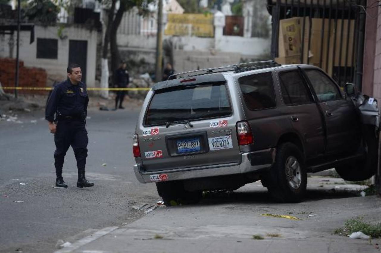 Matan a dos pandilleros en confuso hecho