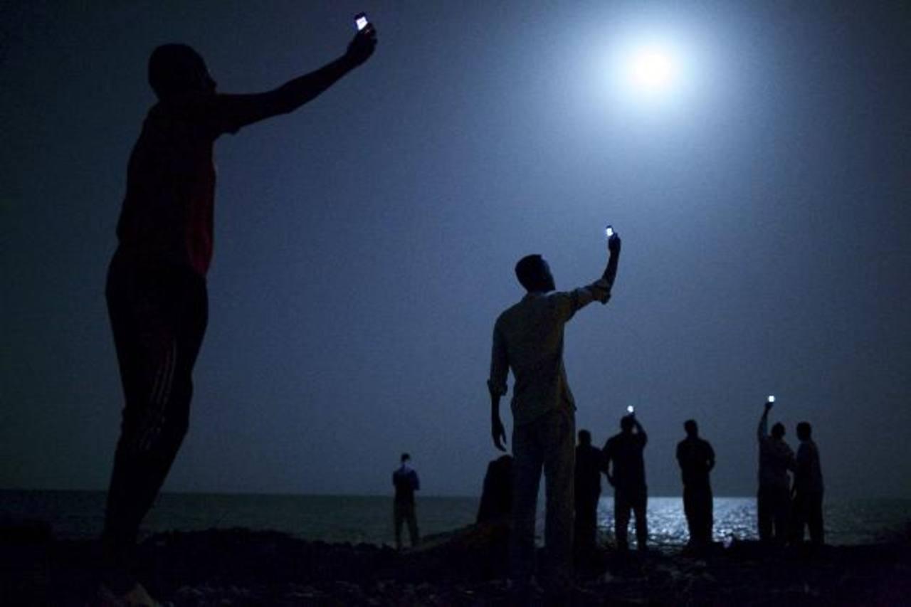 Foto de migrantes gana el World Press Photo
