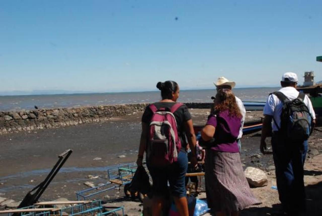 Los municipios costeros unionenses son los que, según el Mined, tienen problemas de analfabetismo. Fotos edh / Insy Mendoza