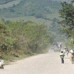 La búsqueda de los desaparecidos se ha extendido por la zona rural de Nueva Concepción, Chalatenango. Foto EDH