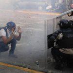 Venezuela lleva cuatro días con enfrentamientos entre opositores y gobierno