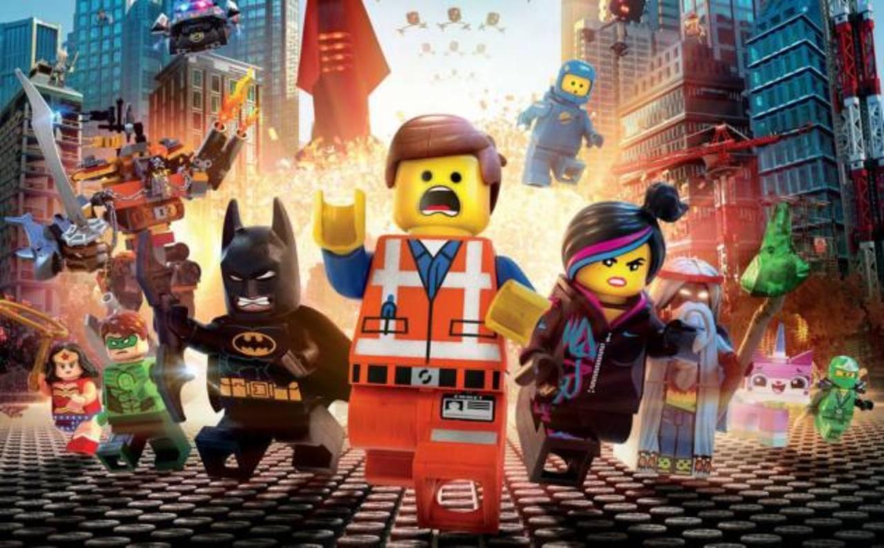 The Lego Movie dominó la taquilla de Norteamérica. Foto tomada de internet