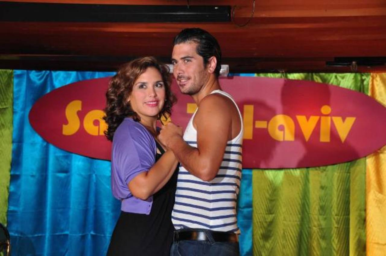 Salsa Tel Aviv es una de las películas que se presentarán. La cinta está protagonizada por la mexicana Angélica Vale.