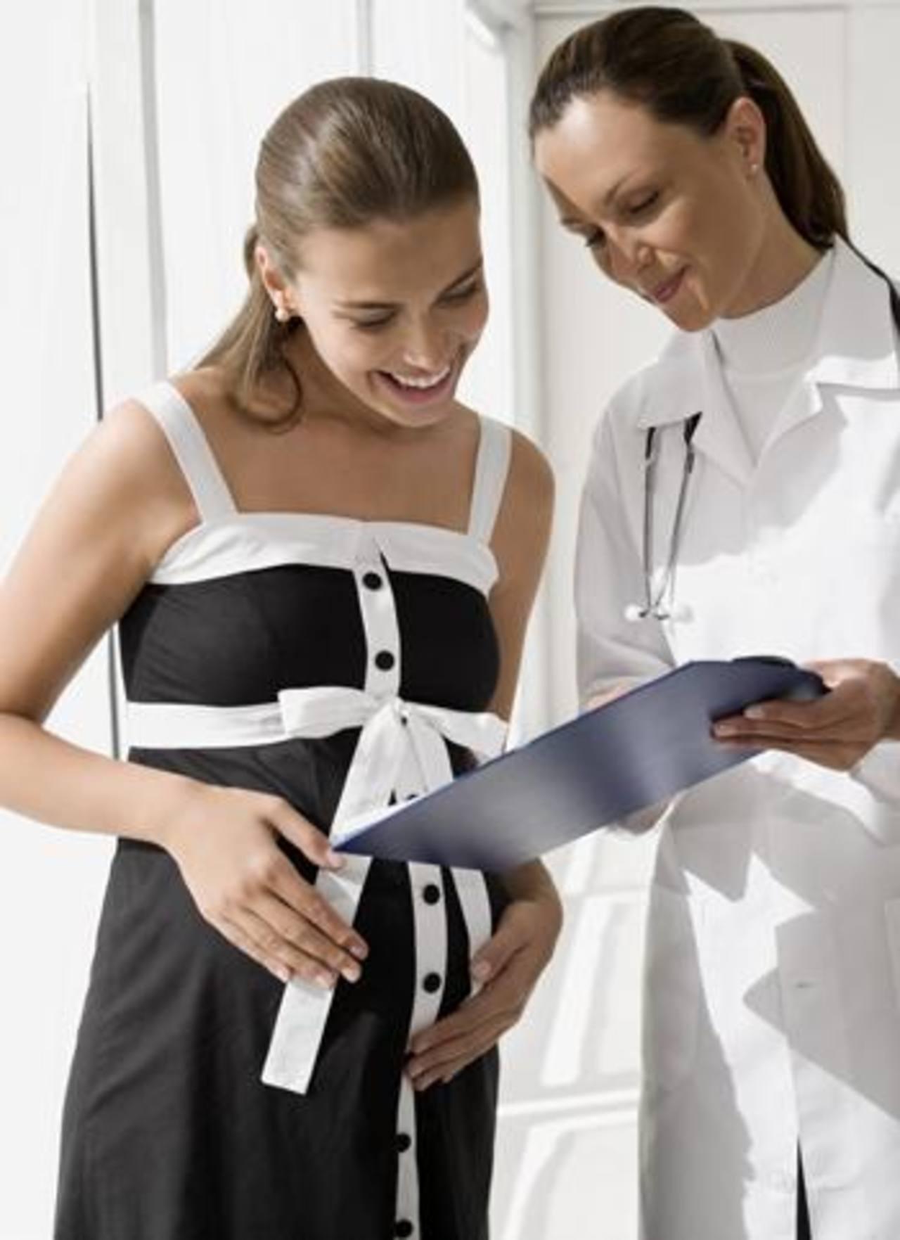 Preeclampsia: hipertensión inducida al embarazo