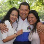 Las hijas de Chávez no quieren salir de la residencia presidencial