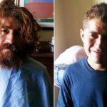 Cambio de imagen de José Salvador Alvarenga después de más de un año perdido en el mar