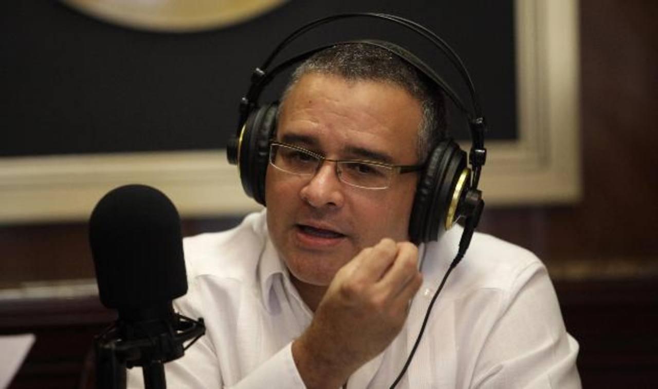 Encendido debate por radio, TV y redes