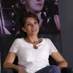 La cantante y actriz se encuentra promocionando su más reciente proyecto musical con Sentidos Opuestos.