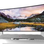 TV OLED CURVED de LG, primer televisor curvo que llega a El Salvador