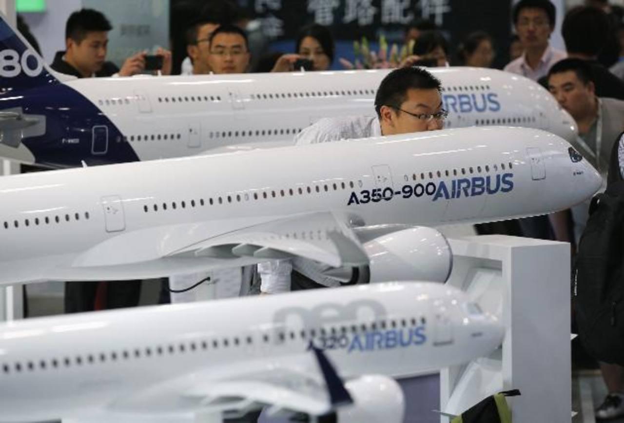 El paquete de negocios también podría incluir algunos aviones A320 y A350